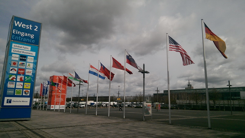 IGEA attends Hannover Messe-2015
